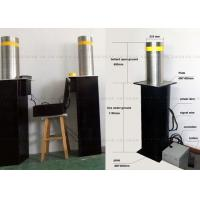 Wholesale Car Parking Traffic Protect Hydraulic Bollards / Automatic Rising Bollards from china suppliers