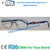 Wholesale Oem optical fashion cute Stainless designer kids eyeglass frame from china suppliers