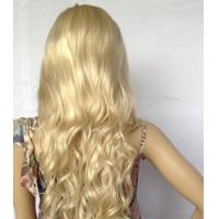 Wholesale Long Straight Wigs Gold Scroll Wigs Kinky Curl Wig Hair for Female from china suppliers