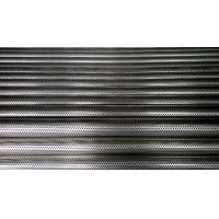 Wholesale Standard Mild Steel / Aluminum Alloy Perforated Metal Tube 1.37 - 1.65mm from china suppliers