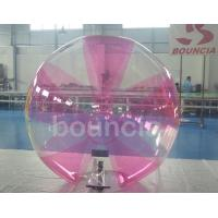 Wholesale 0.7mm TPU Inflatable Water Walking Ball With Soft Handle For Water Games from china suppliers