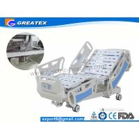 Wholesale Remote Handset Control Electric hospital adjustable beds for home , hospital icu bed from china suppliers