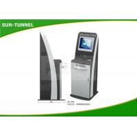 Wholesale Anti Dust 19 Inch Monitor Hotel Check In Kiosk With Receipt Ticket Printer from china suppliers
