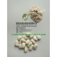 Buy cheap White Kidney Bean Extract, Extrato de Feijão Branco,3000 Unit/g, 1%Phaseolamin,manufacturer from wholesalers
