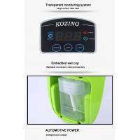 Wholesale Medical Portable Oxygen Generator Concentrator With 1 - 5 LPM Adjustable Oxygen Purity from china suppliers