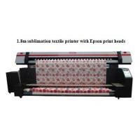 Buy cheap 1.8m  sublimation textile printer from wholesalers