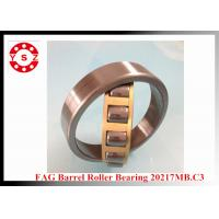 Wholesale 202 Series Single Row Barrel Roller Bearing Spherical FAG  20217MB . C3 from china suppliers