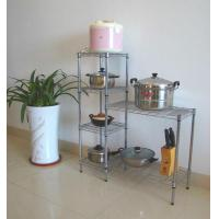 Wholesale Stainless Steel Kitchen Rack (HK-SS-KR02) from china suppliers