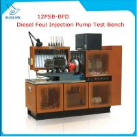 Wholesale 12PSB-BFD energy saving High speed big power diesel fuel injection pump test bench from china suppliers