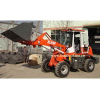 Wholesale 1.5t front loader ZL15F with 4-in-1 bucket from china suppliers