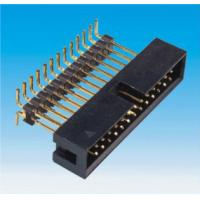 Wholesale 2.0MM Black Box Header Dual Rows 40Pins Male Female For Security Defend from china suppliers