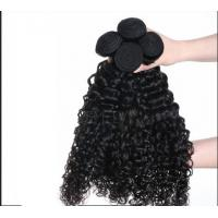 Wholesale Custom Long Indian Curly Human Hair For Lady , Silky Straight Human Hair from china suppliers