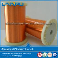 Wholesale Colored High Heat Resistance Enamelled Copper Wire for Winding Motors from china suppliers