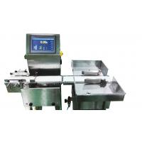 Wholesale 100gm Dynamic Checkweigher Machine , FDA Weight Checking Machine from china suppliers