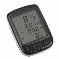 Wholesale Waterproof LCD Backlight Wired digital Bicycle Computer from china suppliers