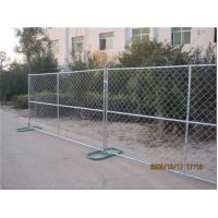 Wholesale Hot dip galvanized construction 6ftx10ft portable fence from china suppliers