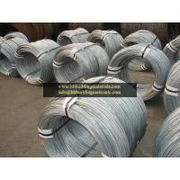Wholesale Big package High quality Hot dipped galvanized iron wire for wire fencing production from china suppliers