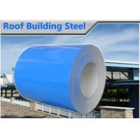 Wholesale Bbuilding Roofing Sheet Material Coated Galvanized Prepainted Steel Coil  Ral Color from china suppliers