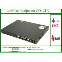 Wholesale New Genuine Cisco WS-C2960 ws c2960 24lt l Ethernet Network Switch with Switch , 24 / 10 / 100 ports from china suppliers