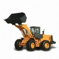 Wholesale Wheel Loader with 1.7m³ Bucket Capacith, Wuxi Engine, and Air Conditioner from china suppliers