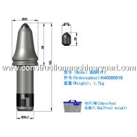 Wholesale High Toughness Bullet Teeth Conical Bits Longer Tooth Life BSR111 from china suppliers