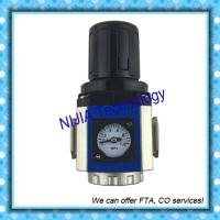 Buy cheap G series airtac regulator GR200-06 GR300-10 GR400-15 GR600-1/2 FLR Air source from wholesalers