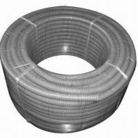 Wholesale 16/20/25/32/38mm Flexible Corrugated Conduit, Made of PVC, Polypropylene and Zero Halogen from china suppliers