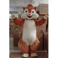 Wholesale Squirrel chipmunk mascot animal costumes for kid with with good ventilation from china suppliers