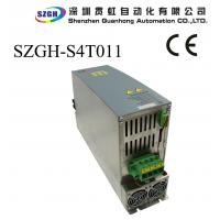 Wholesale updated 3 Phase 380V or 220V  11KW  AC spindle servo driver with spindle servo motor from china suppliers
