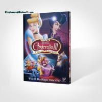 Buy cheap Hot sell Cinderella③ III A Twist in Time disney dvd movies cartoon dvd movies kids movies with slip cover case drop ship from wholesalers