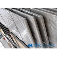 Quality ASTM B333 Hastelloy B-2 / UNS N10665 Nickel Alloy Steel Sheet / Plate for sale