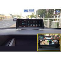 Wholesale On Dash Car DVR Car Reverse Parking System Buit In Gps Navigation with ADAS 8 Inch Screen from china suppliers