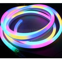 Wholesale Mini RGB Digital Pixel Chasing LED Neon flexible rope strip 24v from china suppliers