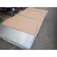 Wholesale 316 Stainless Steel Sheet , 2mm Thick  Cold Rolled Stainless Steel Plate from china suppliers