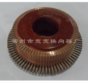 China 81 Segments Wind Turbine Oar Motor Commutator / Copper Commutator For Wind Turbines on sale
