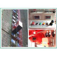 Wholesale Personnel And Materials Rack And Pinion Lift Equipment Overload Protection from china suppliers