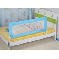Wholesale Lovely Extra Wide Blue Adult Bed Rails , Easily Breaks Down To Store from china suppliers