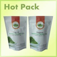 Wholesale Laminated Stand Up Food Packaging Pouches With Ziplock High Transparency from china suppliers