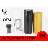 Wholesale Compact And Portable Keratin Hair Fibers Make Your Hair Grow Faster from china suppliers