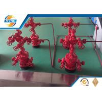 Wholesale Oil Field Wellhead And Christmas Tree Equipment , Oil Well Christmas Tree Valve from china suppliers