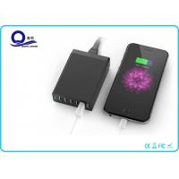 Quality Multiple USB Charger 50W 10A Travel Wall Charger with 6 Ports for Quick Charge for sale