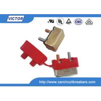 Wholesale Automatic Bimetal Temperature Switch , Thermal Circuit Breaker Hand Reset Button from china suppliers