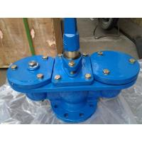 """Quality Water Air Bleed Valve With Double Ball 3"""" And Flat Face Flange AS Per ASME B16.5 for sale"""