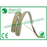 Wholesale Addressable 144 APA102 LED Strip White Color DC5V Consumption Cutable from china suppliers