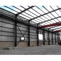 Wholesale Anti Corrosion Office Or Workshop Steel Structure With Grey Color Paint from china suppliers