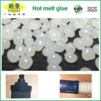 Wholesale Anti Yellowing Round White EVA Hot Melt Adhesive Pellets For Water Filter from china suppliers