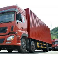 Wholesale 25 Tons Cargo Truck 6X2 Van Truck Euro2 290HP , Large Commercial Box Trucks from china suppliers