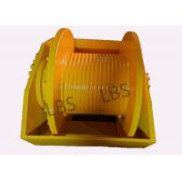 Wholesale Customization Hydraulic Crane Winch 140KN 180KN For Workover / Oil Rig from china suppliers