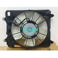 Wholesale High Flow Electric Car Radiator Cooling Fan With Motors For CRV 2007 - 2011 from china suppliers