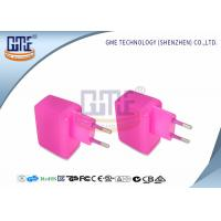 Wholesale Power Supply Universal USB Power Adapter Micro USB EU Power Socket from china suppliers